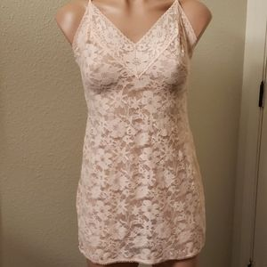 Victoria's Secret Lace Nightgown Slip Sz S